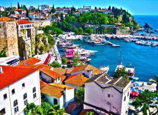 Анталья, Турция