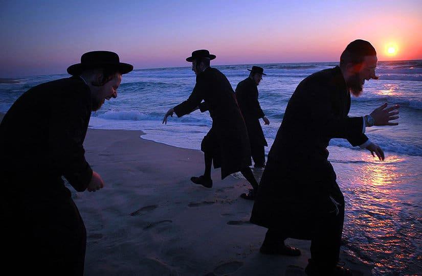 Израиль, Пляж