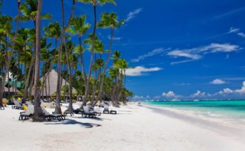 Пунта-Кана, Доминикана, Пляж, Море