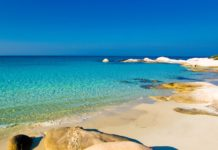 Греция, Море, Пляж