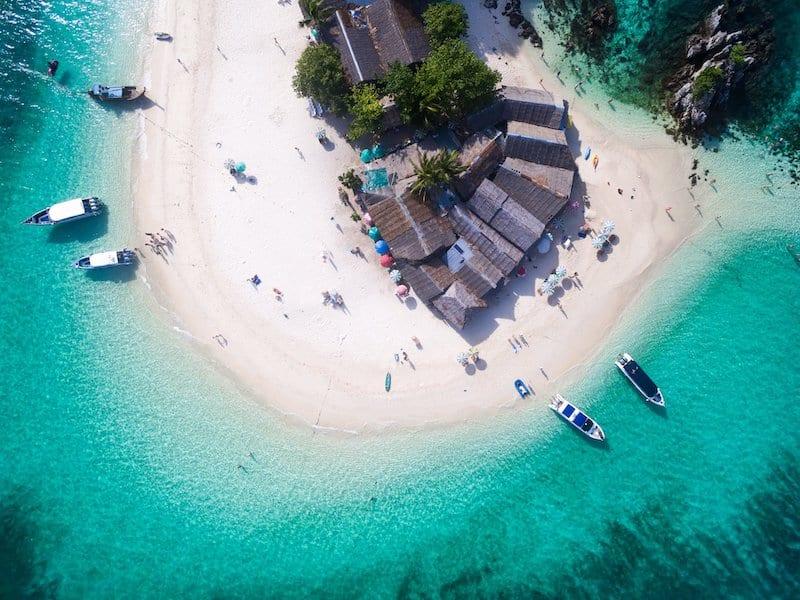 Таиланд, Море, острова