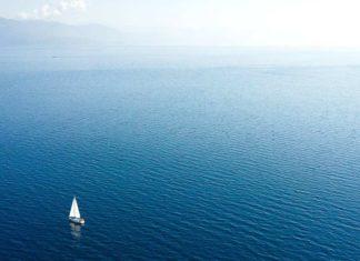 Море, яхты