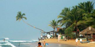Шри-Ланка, Море, Пляж, Серфинг