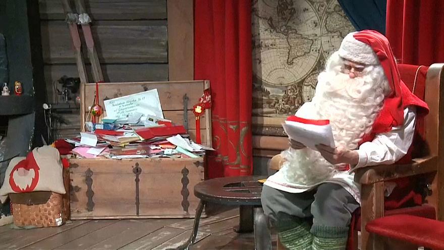 Санта Клаус, Новый Год, Рождество