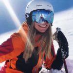 Зима, горы, сноуборд, лыжи