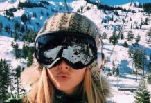 Сноуборд, горы, лыжи, снег