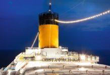 Costa Pacifica, Круизный лайнер