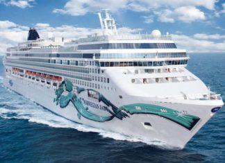 Norwegian Jade, круиз, лайнер