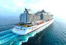 MSC Seaview - круизный лайнер