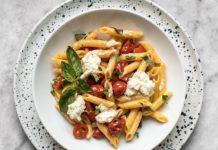 италия, еда, паста, рим